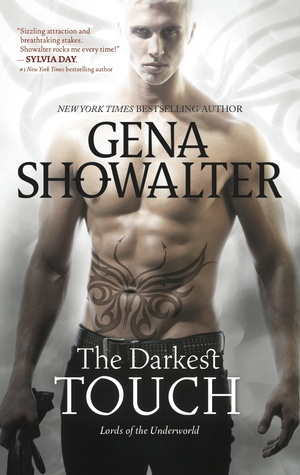 Review, Q & A and Excerpt: The Darkest Touch  (Lords of the Underworld #11) by Gena Showalter
