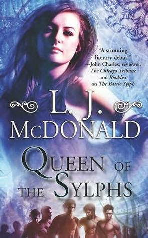 NetGalley Review: Queen of the Sylphs by L.J. McDonald