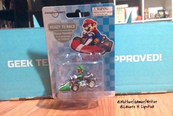 Mario Kart 8 Racer  Nerd Block June 2014