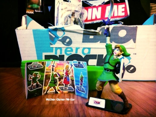nerd block The Legend of Zelda Gacha Blind Ball Mini Figure