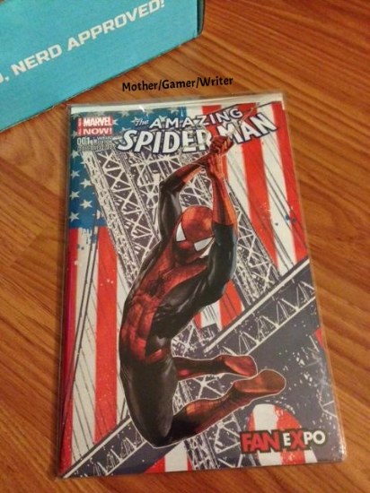The Amazing Spider-Man Fan-Expo Comic Book Version 001