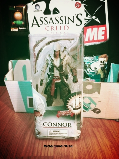 Nerd Block McFarlane Toys Assassin's Creed Connor Action Figure
