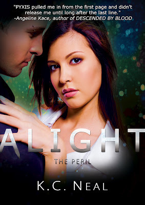 {Blog Tour} Review, Excerpt  & Giveaway: Alight: The Peril by K.C. Neal