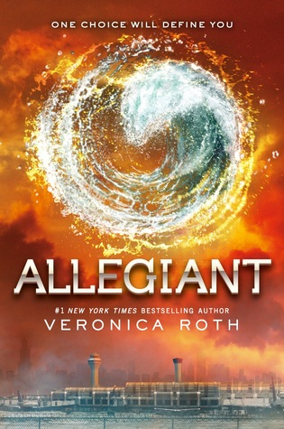 Review & Discussion: Allegiant (Divergent #3) by Veronica Roth