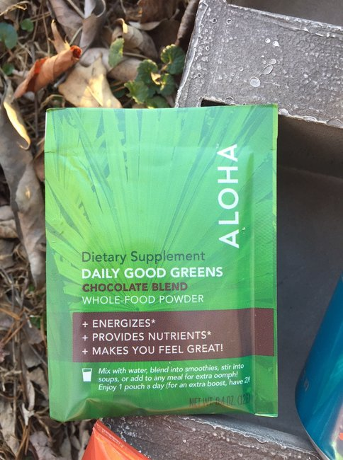 Aloha - Daily Good Greens