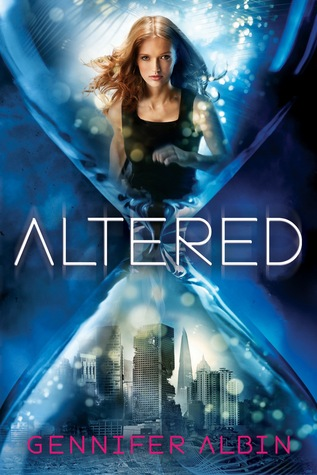 Review: Altered (Crewel World, #2)  by Gennifer Albin