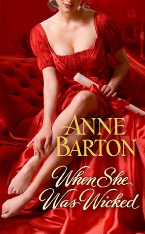 Anne Barton - When She Was Wicked