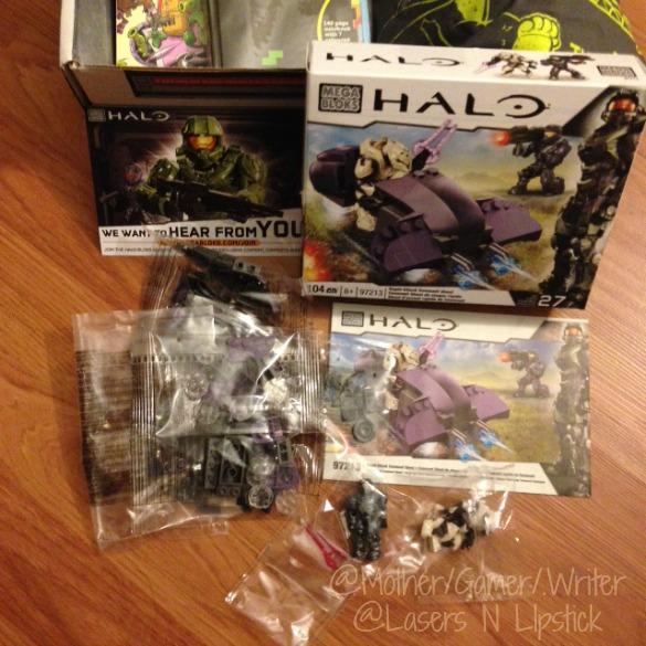 Arcade Block January 2015 Halo Mega Blocks