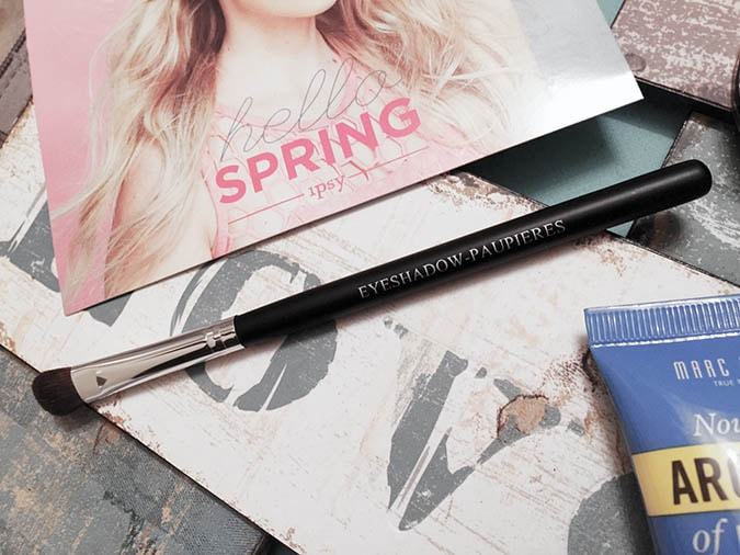 Beau Gâchis Paris eye shadow brush