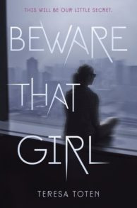 Beware That Girl book cover
