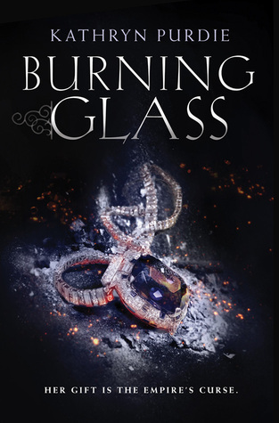 Waiting on Wednesday #94: Burning Glass (Burning Glass #1) by Kathryn Purdie
