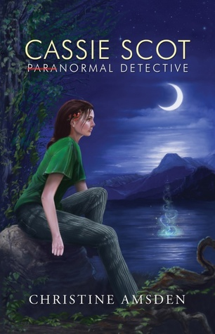 Cassie Scot Paranormal Detective