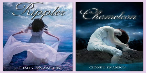 {Review} Rippler (Ripple #1) and Chameleon (Ripple #2) by Cidney Swanson