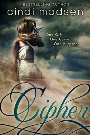 Review, Highlight + Giveaway: Cipher (Cipher #1) by Cindi Madsen