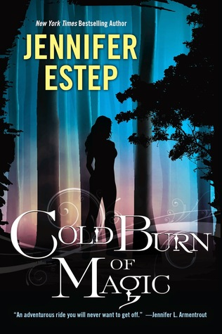 Cold Burn of Magic (Black Blade #1) by Jennifer Estep