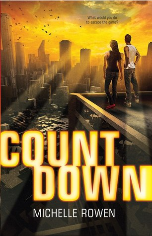 Review: Countdown by Michelle Rowen
