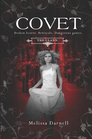Covet Book Cover