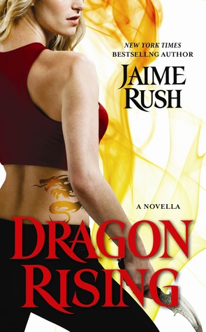 Review, Excerpt: Dragon Rising (The Hidden 0.6) by Jaime Rush