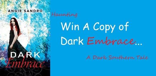 Dark Embrace Giveaway Banner 1