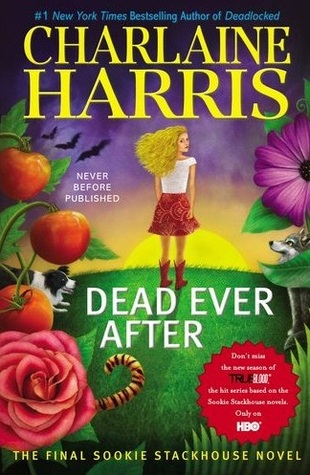Joint Audiobook Review: Dead Ever After (Sookie Stackhouse, #13)  by Charlaine Harris