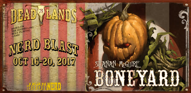 Excerpt and Giveaway | Boneyard (Deadlands #3) by Seanan McGuire