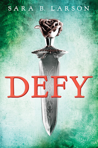 Defy book cover