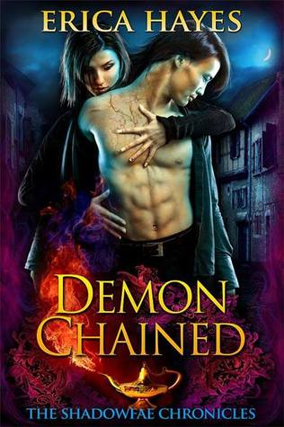 Joint Review: Demon Chained (The Shadowfae Chronicles #5) by Erica Hayes