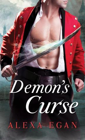 Review: Demon's Curse (Imnada Brotherhood #1) by Alexa Egan