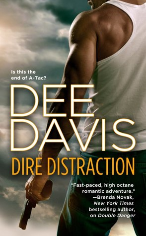 M/G/W Presents A Week With Forever: Excerpt + Review of Dire Distraction (A-Tac #7) by Dee Davis