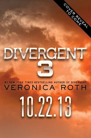 Divergent #3 by Veronica Roth