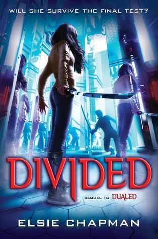 Review: Divided (Dualed #2) by Elsie Chapman