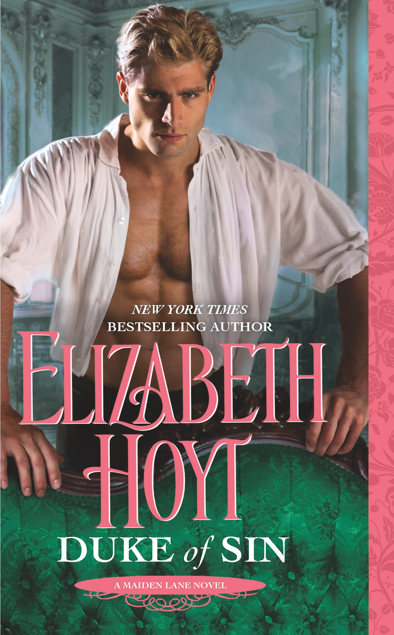 Excerpt: Duke of Sin (Maiden Lane #10) by Elizabeth Hoyt | #Historical #Romance