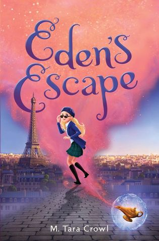 """How to Dress as a Character in Eden's Escape for Halloween"" & Signed Giveaway With M. Tara Crowl"