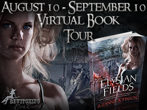 Review, Interview + Giveaway: Elysian Fields (Sentinels of New Orleans, #3)  by Suzanne Johnson