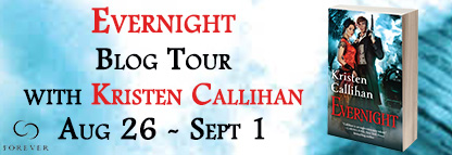 Review and Giveaway: Evernight (Darkest London #5) by Kristen Callihan