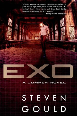 Review and Giveaway: Exo (Jumper, #4)  by Steven Gould
