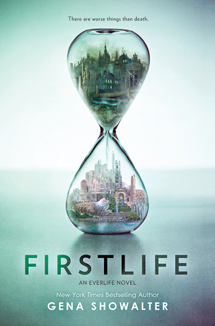 Firstlife (Everlife #1) by Gena Showalter book cover