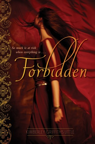 Waiting on Wednesday #48: Forbidden by Kimberley Griffiths Little