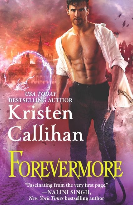 Forevermore (Darkest London #7)