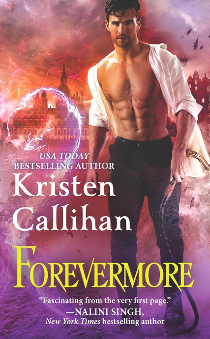 Giveaway & Sneak Peek: Forevermore (Darkest London #7) by Kristen Callihan