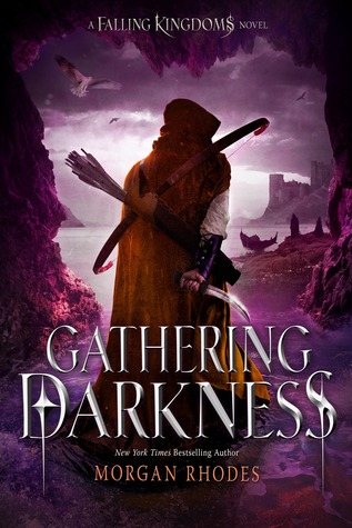 Gathering Darkness (Falling Kingdoms #3)