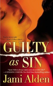 Guilty As Sin book cover