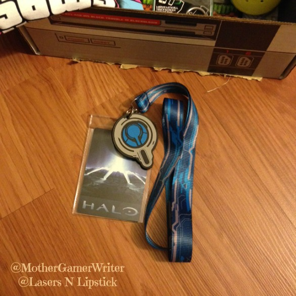 Halo Lanyard Arcade Block December 2014