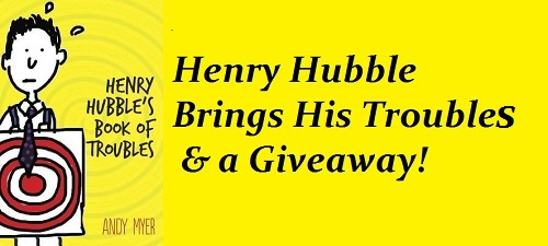 Henry Hubble giveaway banner 1