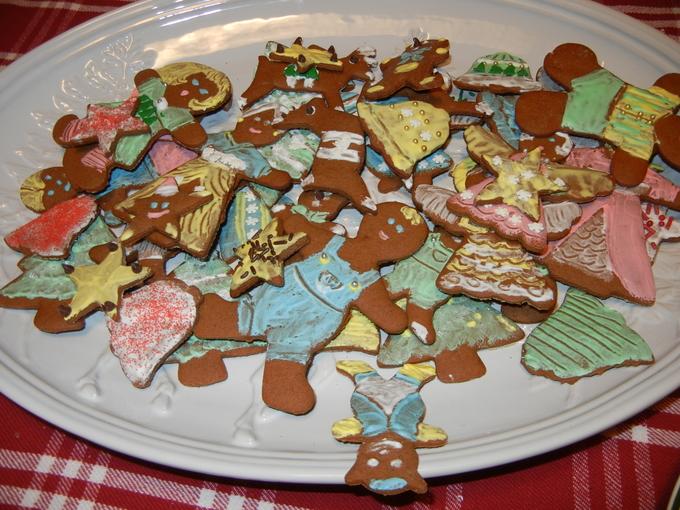 Hope Ramsay Gingerbread