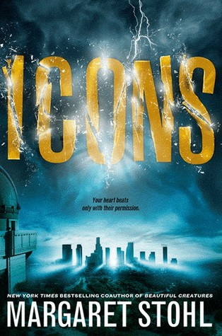 ARC Review: Icons (Icons #1) by Margaret Stohl – An Unexpected Hit!