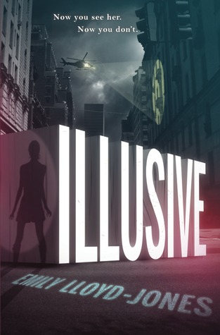 Illusive book cover