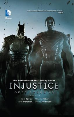 Graphic Novel Review: Injustice: Gods Among Us, Vol. 2  by Tom Taylor