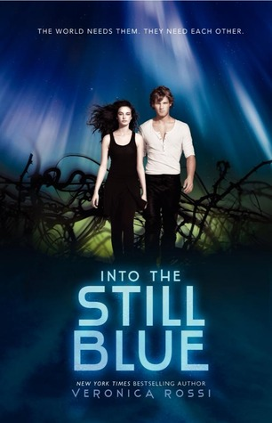 ARC Review: Into the Still Blue (Under the Never Sky #3) by Veronica Rossi