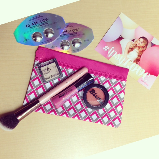 Ipsy February 2015 Glam bag